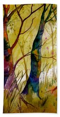 Deep In The Woods Hand Towel