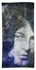 Deep Purple - Smoke On The Water Hand Towel