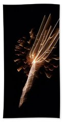 Deep Sea Firework Hand Towel
