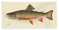 Denton Brook Trout Hand Towel