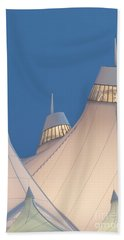 Denver International Airport Bath Towel