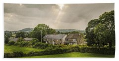 Derbyshire Cottages Hand Towel