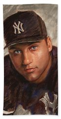 Derek Jeter Bath Towel