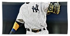 Derek Jeter Hand Towel