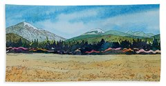 Deschutes River View Hand Towel