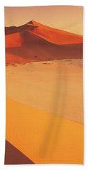 Desert Namibia Bath Towel