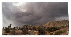 Desert Storm Come'n Hand Towel