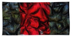 Desire Squared Hand Towel