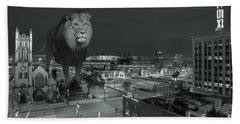 Detroit Lions Bath Towel