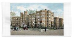 Detroit - Providence Hospital - West Grand Boulevard - 1926 Bath Towel