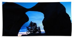 Devil's Garden Metate Arch 011 Hand Towel