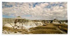 Dinosaur Badlands Bath Towel