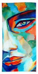 Divine Consciousness Bath Towel
