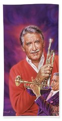 Doc Severinsen Bath Towel