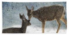 Doe A Deer Hand Towel