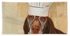Dog Personalities 56 Chef Bath Towel