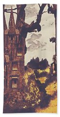 Dollhouse Forest Fantasy Hand Towel