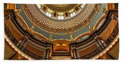Dome Designs - Iowa Capitol Hand Towel