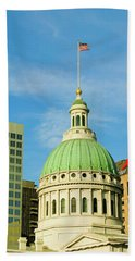 Dome Of Saint Louis Historical Old Hand Towel
