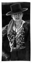 don Q Son Of Zorro Hand Towel