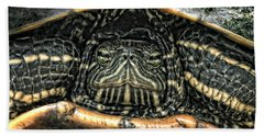 Don't Rock My House - Turtle Hand Towel