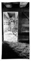 Doorway Through Time Hand Towel by Daniel Thompson