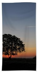 Dorset Dawn Hand Towel by Wendy Wilton