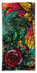 Dragon Hand Towel
