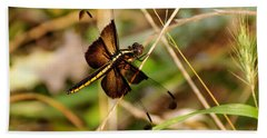 Dragonfly Hand Towel