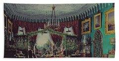 Drawing Room Of Empress Alexandra Feodorovna Bath Towel
