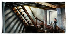 Drayton Hall- A Quiet Moment Hand Towel