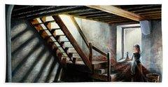 Drayton Hall- A Quiet Moment Bath Towel