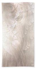 Dreamy Angel Art - Ethereal Spiritual Dream Angel Wings - Heavenly Angel Wings Bath Towel