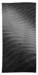 Drifting Sand Bath Towel by Aaron Berg