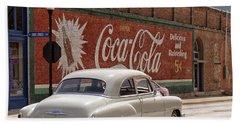 Drink Coca-cola Hand Towel