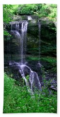 Bath Towel featuring the photograph Dry Falls by Cathy Harper