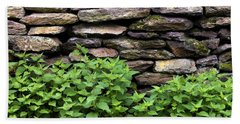 Dry Stone Wall  Hand Towel