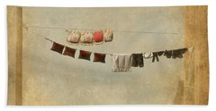 Drying Hand Towel by Jeff Burgess