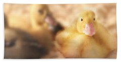 Duckling Bath Towel