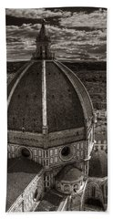 Duomo Dalla Campanile  Hand Towel