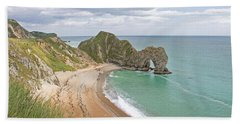 Durdle Door Hand Towel