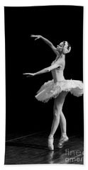 Dying Swan 8. Hand Towel