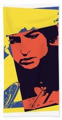Dylan Pop Art Hand Towel