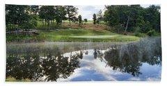 Eagle Knoll Golf Club - Hole Six Bath Towel