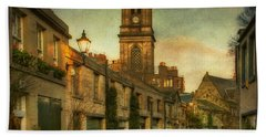 Early Morning Edinburgh Hand Towel
