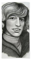 Robin Gibb Bath Towel