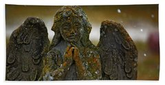Earth Angel Bath Towel