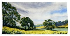 Eastfields From Woldgate Hand Towel