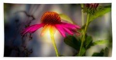 Echinacea Sunrise Hand Towel