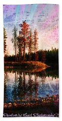 Echo Lake Bath Towel